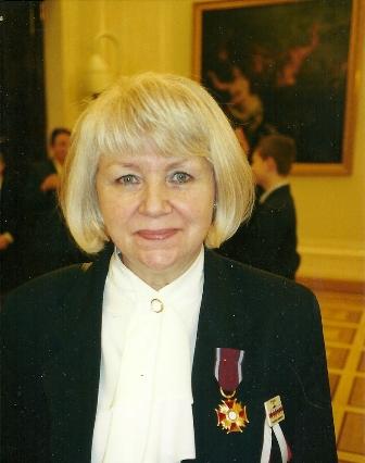 Bożena Mamontowicz-Łojek